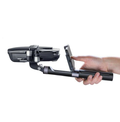 Mavic Air Hand Grip Tripod Gimbal Handheld PTZ Stabilizer Action Camera Holder Trip for DJI Mavic Air Accessory