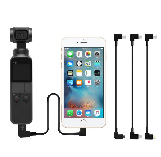 DJI Osmo Pocket Cable Data Conversion Line
