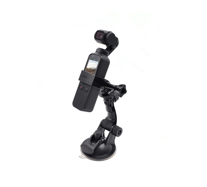 DJI Osmo Pocket Portable Car Window Glass Windshield Suction Dash Mount