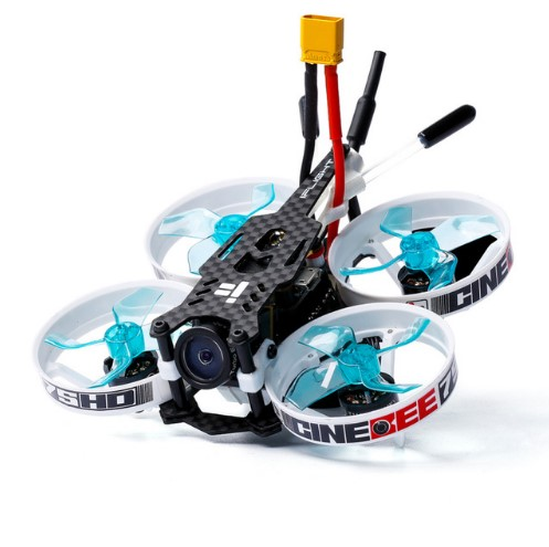 CineBee 75HD 75mm 2-4S Whoop with Turtle V2 camera