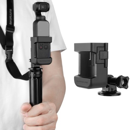 Updated Adapter Mount for DJI OSMO POCKET