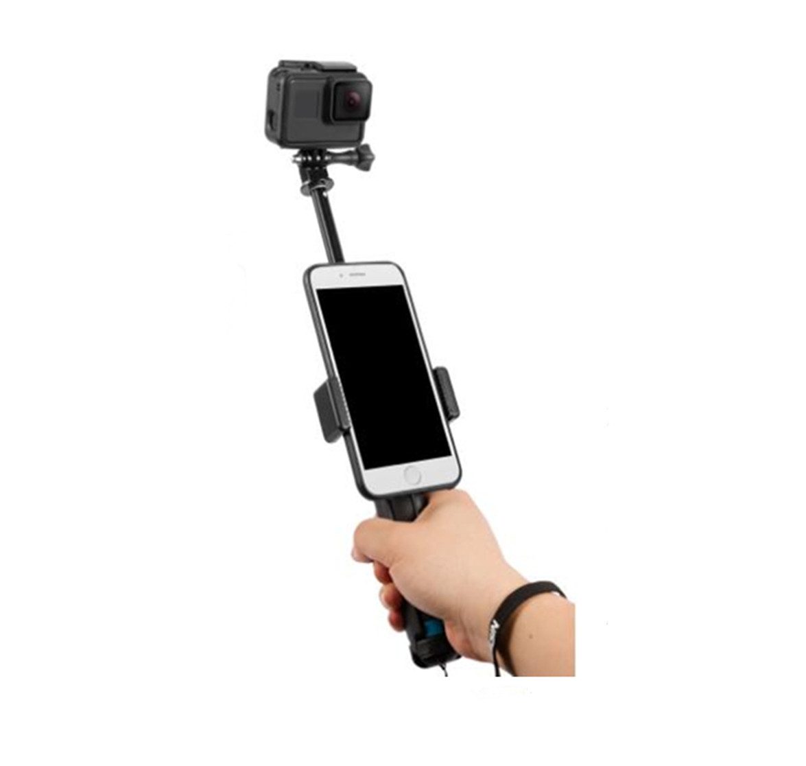DJI Osmo Action Extendable Aluminum Alloy Selfie Stick with Detachable Tripod
