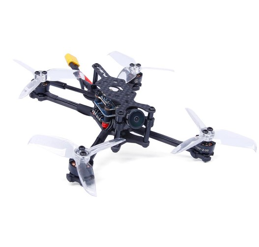TurboBee 120RS 120mm 2-4s Micro FPV Race Drone