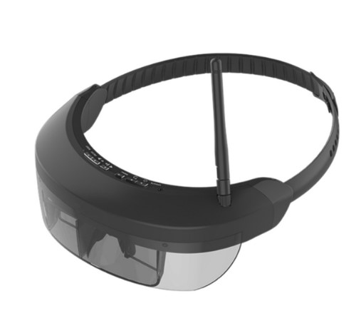 Wireless FPV Goggles 5.8G 40CH 98 inch Display for FPV Quadcopter