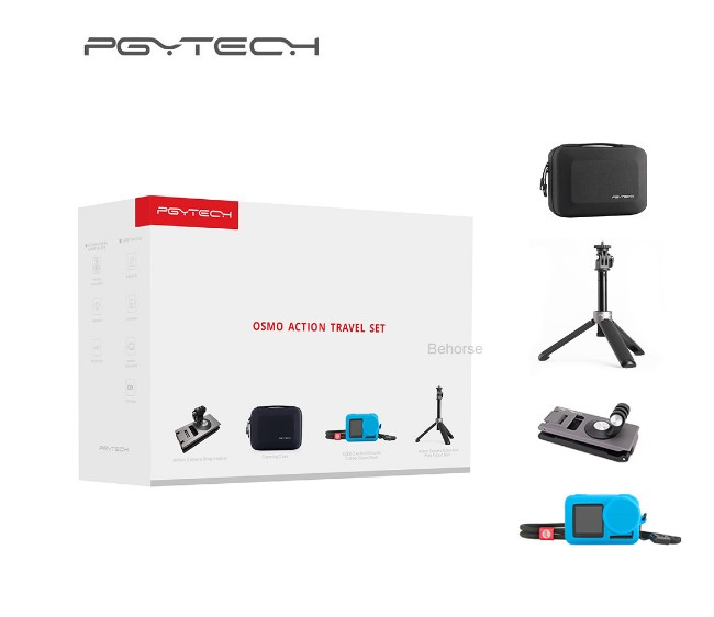 PGYTECH OSMO ACTION Travel Set  Accessories