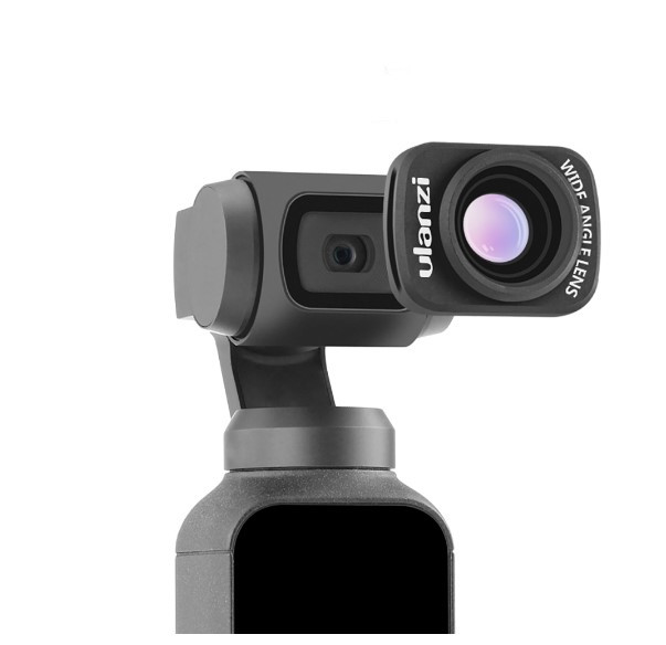 Ulanzi OP-5 Large HD Magnetic  Wide-Angle Lens for DJI Osmo Pocket