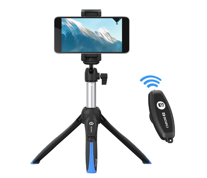 Tripod Stick for iPhone Huawei Samsung Gopro Osmo Action