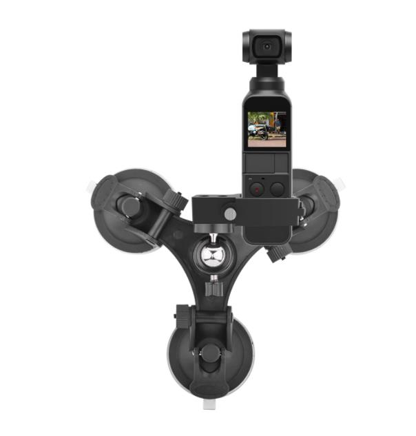 DJI Osmo Pocket 2  Car Holder Suction Cup Mount