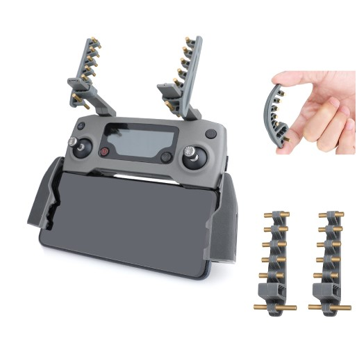 Soft Silicone Remote Controller Antenna Signal Booster For DJI Mavic Air 2